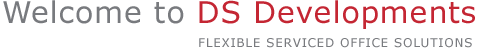 Welcome to DS Devlopments - Flexible Serviced Office Solutions
